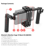 CGPro Director's Monitor Cage V1 Monitor Cages - CINEGEARPRO