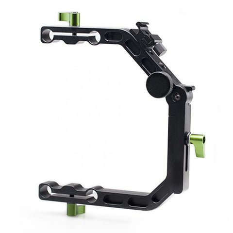 LanParte CA-01 Height Adjustable C-Shaped Support Cage