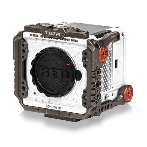 TiLTA TA-T08 RED Komodo Cage Rig System (Tactical Gray)