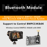 Portkeys BT1 Bluetooth Module For BM5 Monitor Control BMPCC4K/6K Pocket And Sony A Series Camera's Monitor Accessories - CINEGEARPRO