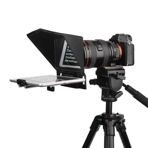 Desview T2 Broadcast Teleprompter