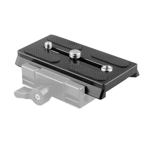 CGPro Manfrotto Quick Release Adapter Baseplate Slide-in Style For Padded Shoulder Mount