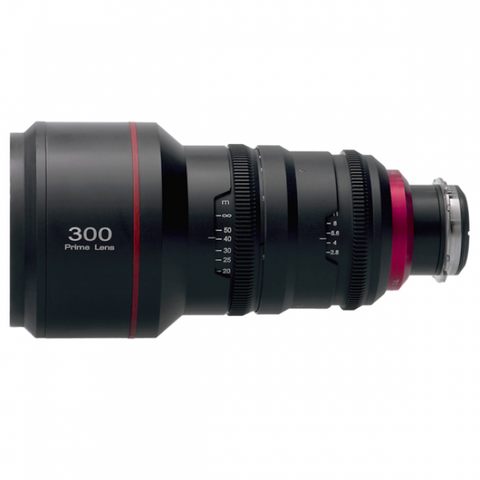 G.L OPTICS 300mm T2.8 PL Mount Prime Lens