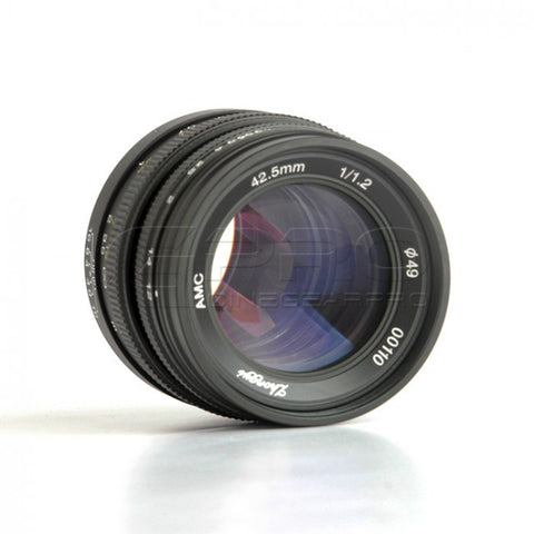 Mitakon ZY-Optics 42.5mm f/1.2 Lens in Micro Four Thirds (MFT) mount