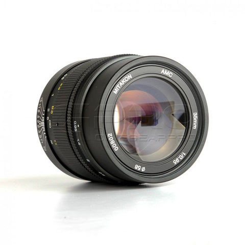 Mitakon ZY-Optics Speedmaster 35mm f/0.95 Lens MFT Version