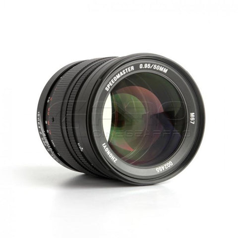Mitakon ZY-Optics Speedmaster 50mm f/0.95 Lens Pro Edition (Sony E-Mount)