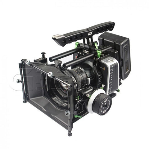 Lanparte BMCC-02 Blackmagic Cinema Camera Cage Rig