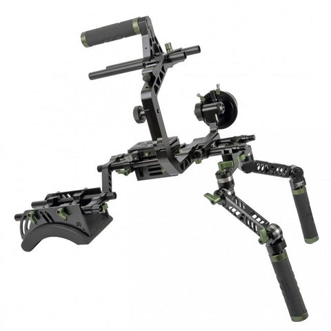 LanParte Run N' Gun HDDSLR Shoulder Rig