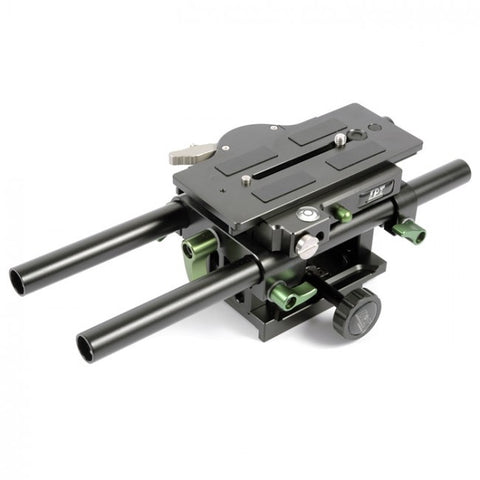 LanParte VMP-01 Height Adjustable Universal V-mount Baseplate