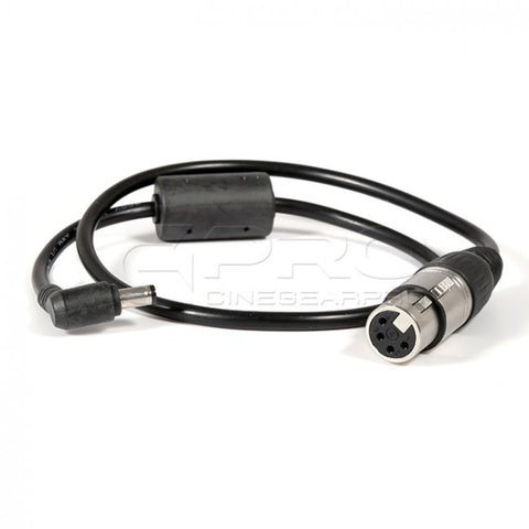 LanParte DC-4pin XLR cable