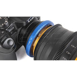 CGPro PL-M43-V2 Lens Mount Adapter Arri PL to MTF Micro 4/3 Lens Adapter - CINEGEARPRO