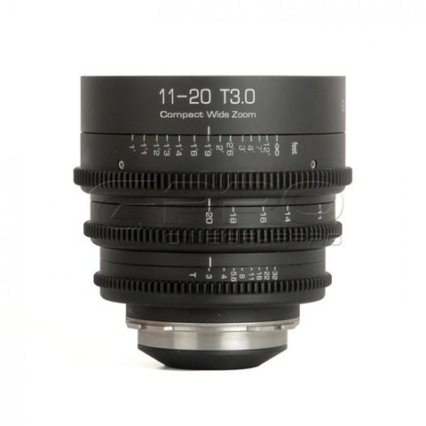 G.L OPTICS 11-20 T3 Super Wide-angle PL Mount Lens