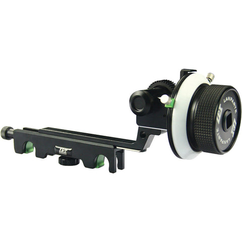 LanParte FF-02-19 19mm Follow Focus V2 with A/B hard stops