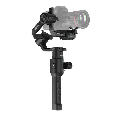 DJI Ronin-S Handheld Gimbal for DSLRs and Mirrorless Cameras