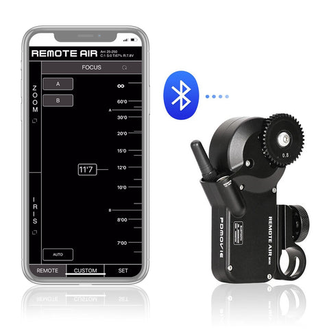 PDMOVIE REMOTE AIR MINI iOS Follow Focus Kit