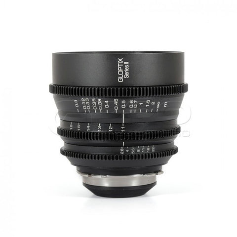 G.L OPTICS 11-16 T3 MKII super wide-angle PL Mount Lens