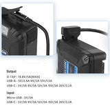 FXLION Nano One Pocket  50Wh 14.8V V-Mount Lithium-Ion V-Lock Battery Battery - CINEGEARPRO