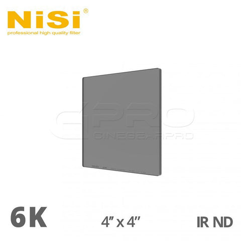 NiSi 6K 4x4 Nano iR ND Filters