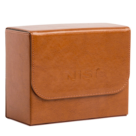 NiSi 6.6 x 6.6 Seven Slot Cinema Filter Leather Case