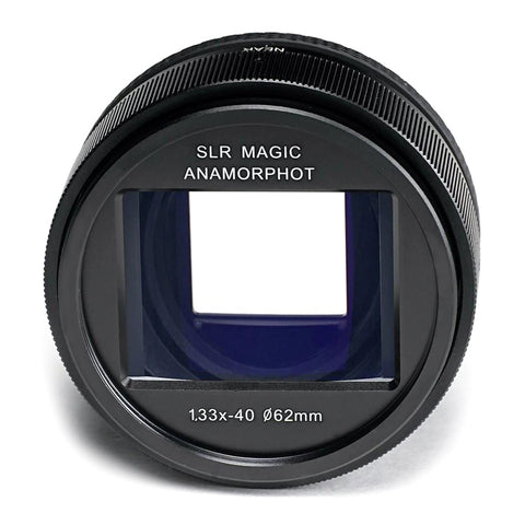SLR Magic 1.33x 40 Compact Anamorphot Adapter