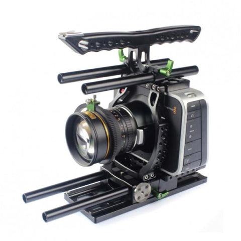 LanParte BMCC-01 Blackmagic Cinema Camera Cage Kit