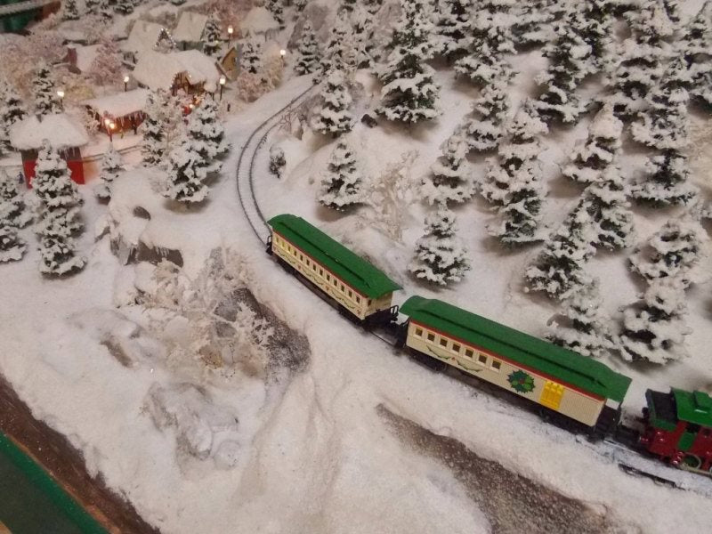 The History of Model Trains