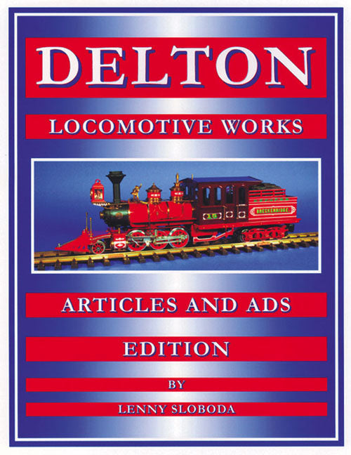 Delton Articles and Ads Edition Book