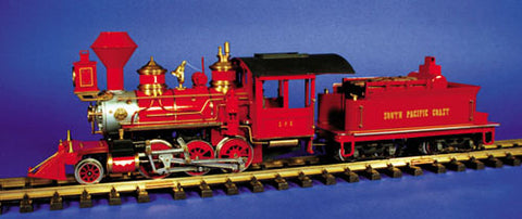 Southen-Pacific-Coast-2-6-0-Red