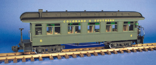 Colorado & Southern Observation Car