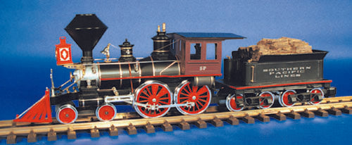 Brass Southern Pacific Lines 4-4-0