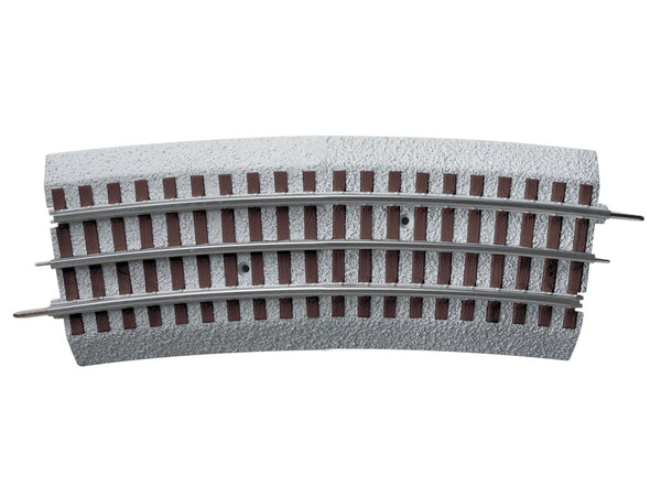 Lionel 12061 084 Fastrack Curved Track  Section