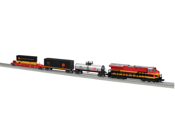 Lionel 2123030 Kansas City Southern ET44 LionChief® Train Set