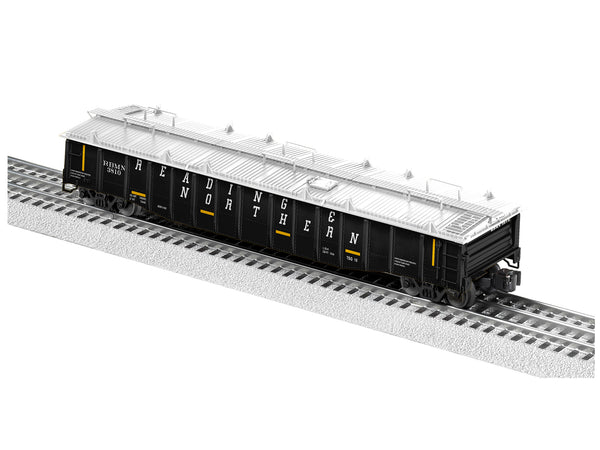 Lionel 2126052 PS-5 Covered Gondola Reading & Northern #3810