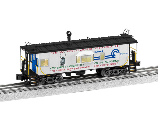 Lionel 2126250 Conrail Bay Window Caboose #21736