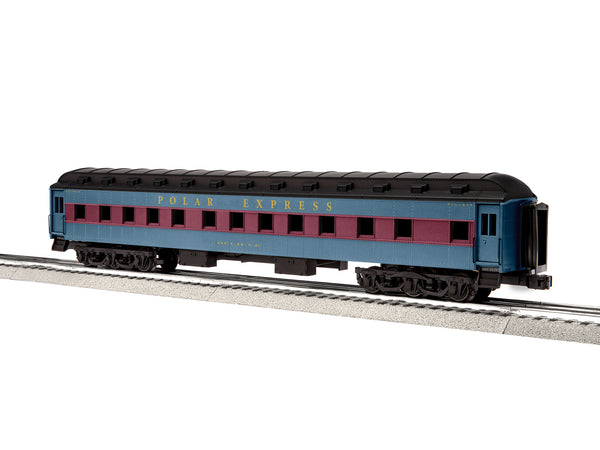 "Lionel 2127341 THE POLAR EXPRESS™ Sleeping Car ""Believe"" - Black Roof"