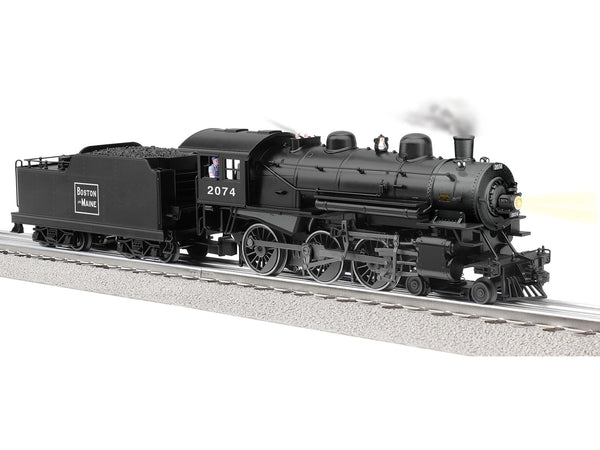 Lionel 2131050 Legacy Steam Locomotive Build-To-Order 4-6-0 Boston & Maine #2074
