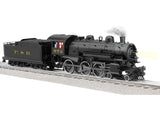 Lionel 2131060 Legacy Steam Locomotive Build-To-Order 4-6-0 Canadian Pacific / Railtours 972