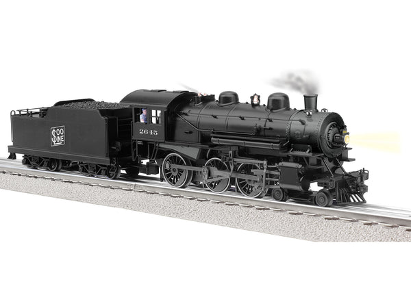 Lionel 2131100 Legacy Steam Locomotive Build-To-Order 4-6-0 Soo #2645