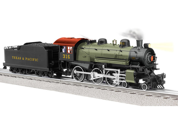 Lionel 2131120 Legacy Steam Locomotive Build-To-Order 4-6-0 Texas & Pacific #316