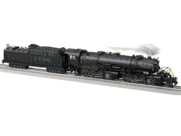 Lionel 2131130 Legacy Steam Locomotive Build-To-Order USRA 2-8-8-2 Santa Fe #1796