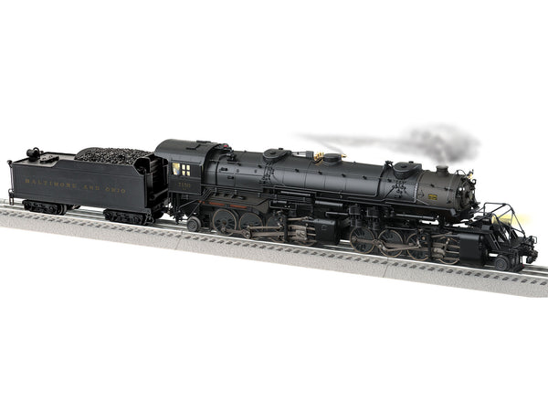Lionel 2131140 Legacy Steam Locomotive Build-To-Order USRA 2-8-8-2 Baltimore & Ohio #7150