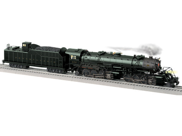 Lionel 2131210 Legacy Steam Locomotive Build-To-Order USRA 2-8-8-2 Pennsylvania #377