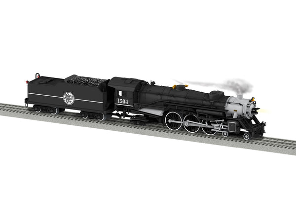 Lionel 2131240 LEGACY USRA Pacific 4-6-2 Steam Locomotive Atlantic Coast Line #1504