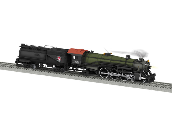 Lionel 2131260 LEGACY USRA Pacific 4-6-2 Steam Locomotive Great Northern #1385