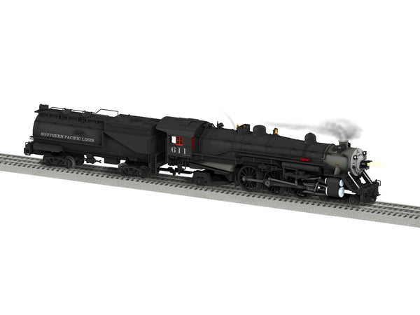 Lionel 2131290 LEGACY USRA Pacific 4-6-2 Steam Locomotive Southern Pacific #611
