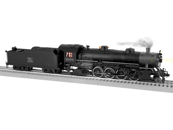 Lionel 2131330 Legacy Steam Locomotive Build-To-Order USRA Light 2-8-2 Grand Trunk Western #4070