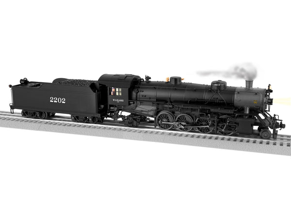 Lionel 2131380 Legacy Steam Locomotive Build-To-Order USRA Light 2-8-2 Wabash #2202