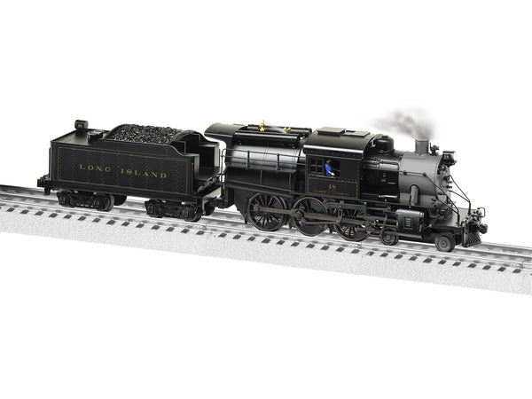 Lionel 2131420 LEGACY Camelback 4-6-0 Steam Locomotive Long Island #18