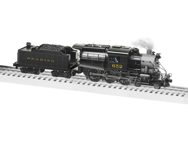Lionel 2131440 LEGACY Camelback 4-6-0 Steam Locomotive Reading #652