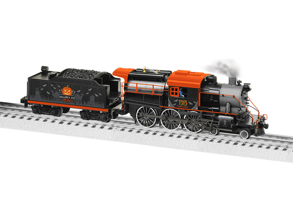 Lionel 2131460 LEGACY Camelback 4-6-0 Steam Locomotive Hallows Eve Limited Halloween Engine #1313